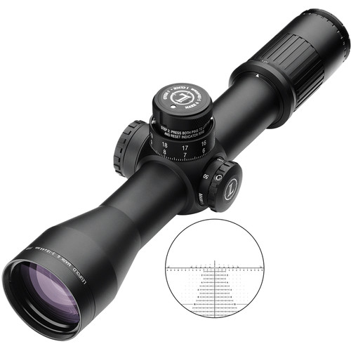 Leupold 3-18x44 Mark 6 M5B2 Riflescope (Horus 59 Reticle)