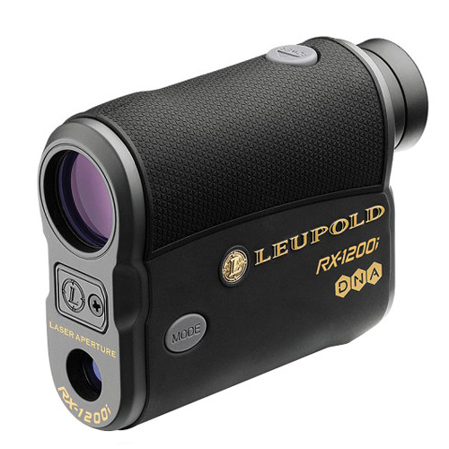Leupold 6x22 RX-1200i with DNA Laser Rangefinder (Black)