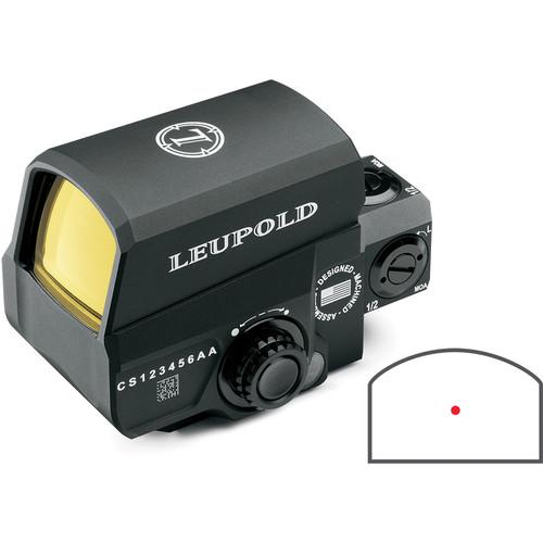 Leupold 1x32 LCO Reflex Sight (1 MOA Red Dot Reticle)