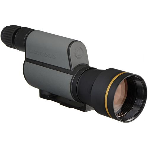 Leupold GR 20-60x80 Spotting Scope (Straight Viewing, Shadow Gray)