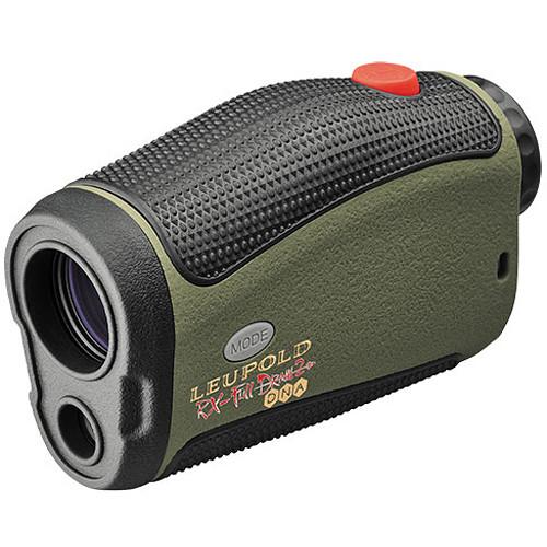 Leupold FullDraw2 with DNA Digital Laser Rangefinder