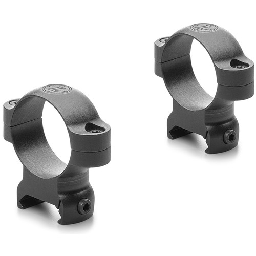 "Leupold 1"" LRW Weaver-Style Mounting Rings (2-Pack, High)"