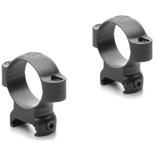 Leupold 30mm LRW Weaver-Style Mounting Rings (2-Pack, High)