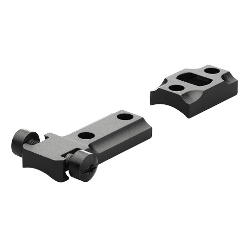 Leupold STD Two-Piece Base for Ruger American Rimfire (Matte Black)