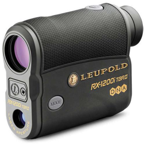 Leupold 6x22 Laser RX-1200i TBR/W Laser Rangefinder (Black/Gray)