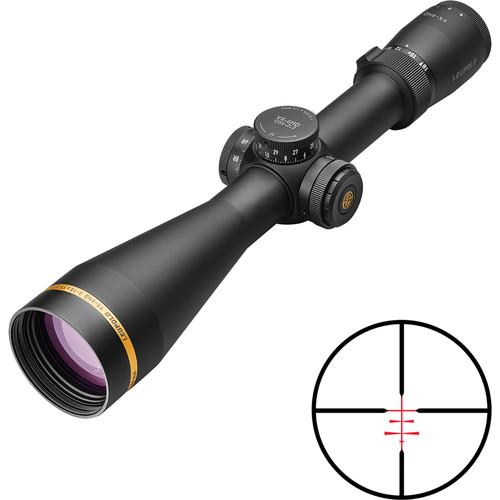 Leupold 3-18x50 VX-6HD CDS-ZL2 SF Riflescope (Illuminated Boone & Crockett Reticle, Matte Black)