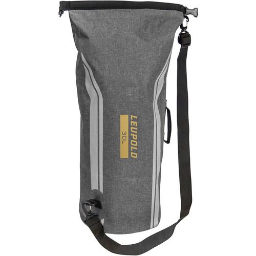 Leupold GO DRY Dry Bag (30L, Shadow Gray)