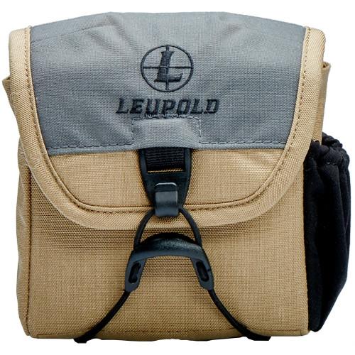 Leupold GO Afield Binocular Case (Small, Shadow Gray/Tan)
