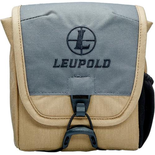 Leupold GO Afield Binocular Case (Medium, Shadow Gray/Tan)