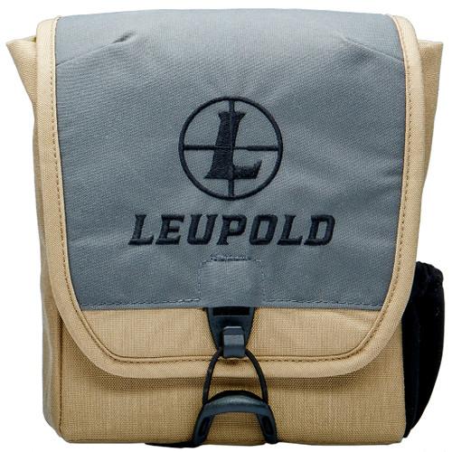 Leupold GO Afield Binocular Case (Large, Shadow Gray/Tan)
