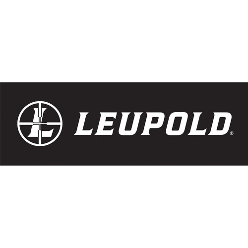 "Leupold Windshield Decal (White, 31"")"