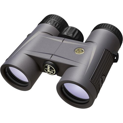 Leupold 10x32 BX-2 Tioga HD Binocular (Shadow Gray)