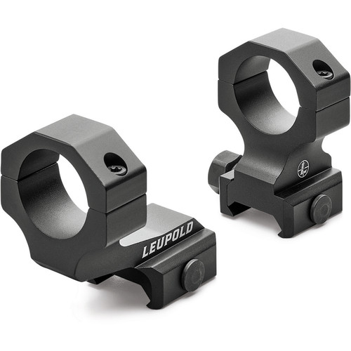 "Leupold Mark 2 IMS 1"" Integral Mounting System (AR Two-Piece, Matte Black)"