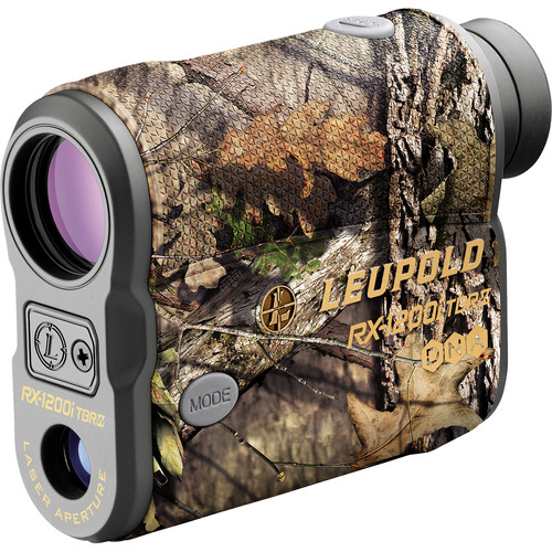 Leupold 6x22 Laser RX-1200i TBR/W Laser Rangefinder (Mossy Oak Break-Up Country)