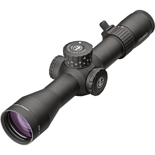 Leupold 3.6-18x44 Mark 5HD M5C3 Side Focus Parallax Riflescope (TMR Reticle, Matte Black)