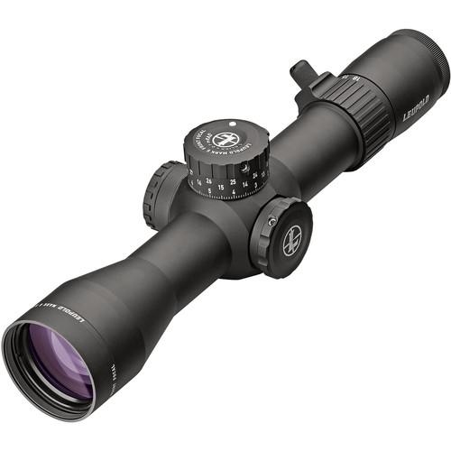 Leupold 3.6-18x44 Mark 5HD M5C3 Side Focus Parallax Riflescope (TMR Illuminated Reticle, Matte Black)