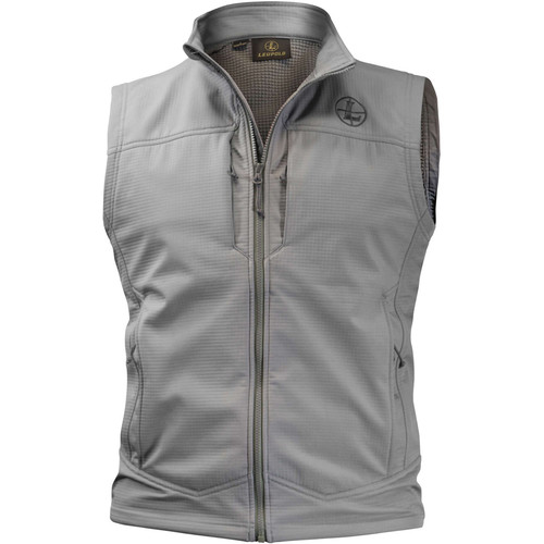 Leupold Men's Secluded Vest (Large, Shadow Gray)