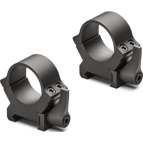 "Leupold QRW2 Riflescope Rings (1"", High, Matte Black Finish)"