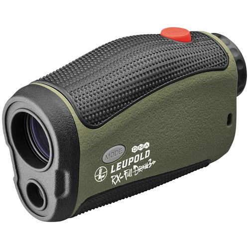 Leupold RX-FullDraw 3 Laser Rangefinder (Green)