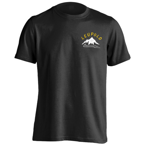 Leupold Men's Keep It Public T-Shirt (Black, Large)
