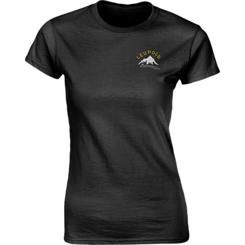 Leupold Women's Keep It Public T-Shirt (Black, Extra-Large)