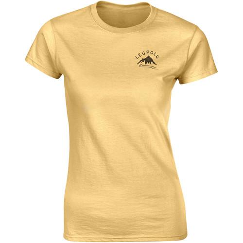 Leupold Women's Keep It Public T-Shirt (Cream, Medium)