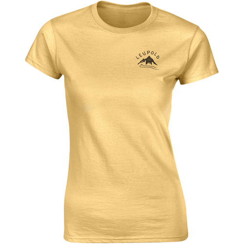 Leupold Women's Keep It Public T-Shirt (Cream, Large)