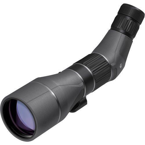Leupold 27-55x80 SX-5 Santiam HD Spotting Scope (Angled Viewing, Shadow Gray)