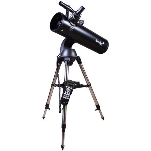 Levenhuk SkyMatic 135 130mm f/5 Alt-Azimuth Reflector GoTo Telescope