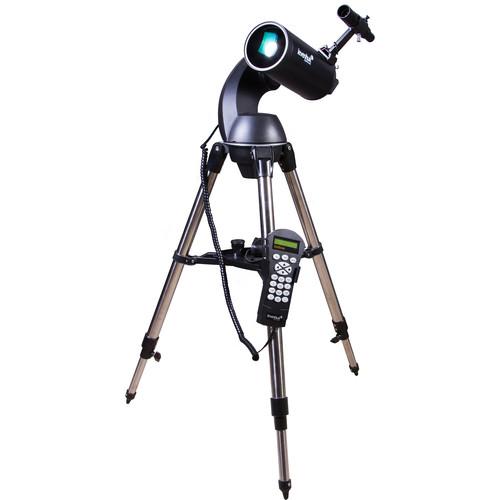 Levenhuk SkyMatic 105 102mm f/13 Maksutov-Cassegrain GoTo Telescope