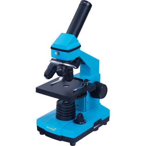 Levenhuk 2L NG Monocular Microscope (Azure)