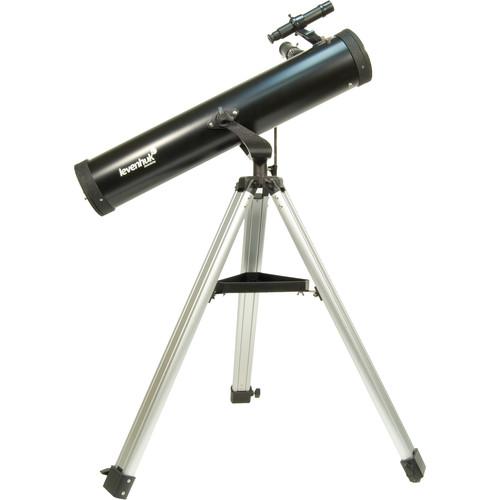 Levenhuk Skyline 76x700 AZ Reflector Telescope