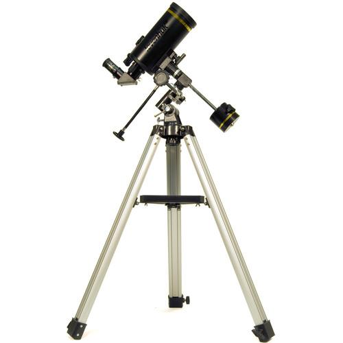 Levenhuk 90mm f/14 Skyline PRO 90 Equatorial Maksutov-Cassegrain Telescope