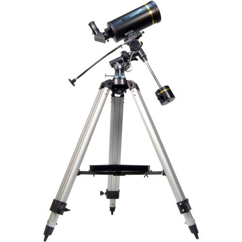 Levenhuk 102mm f/13 Skyline PRO 105 Equatorial Maksutov-Cassegrain Telescope