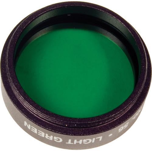 """Levenhuk 1.25"""" Optical Filter (#56, Light Green)"""