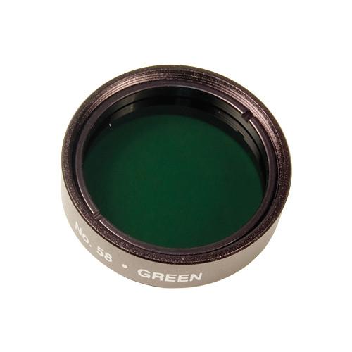 """Levenhuk 1.25"""" Optical Filter (#58, Green)"""