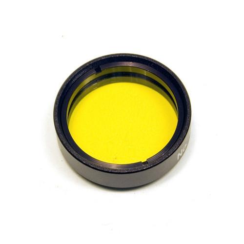 "Levenhuk 1.25"" Optical Filter (#12, Yellow)"