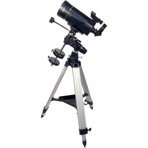 Levenhuk 127mm f/12 Skyline PRO 127 Equatorial Maksutov-Cassegrain Telescope