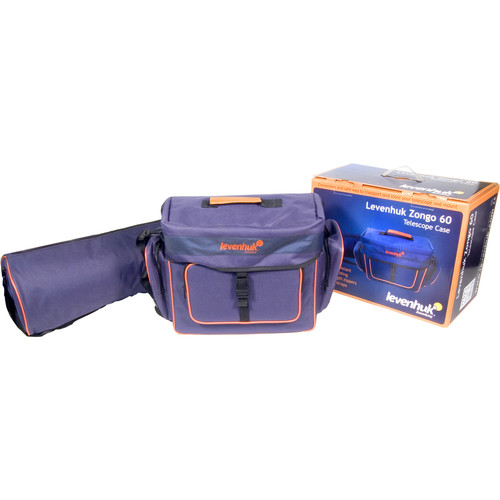 Levenhuk Zongo 60 Telescope Case (Small, Blue)