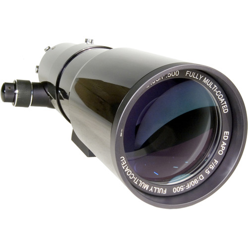 Levenhuk Ra R90 90mm f/5.6 APO ED Doublet Refractor Telescope (OTA Only)