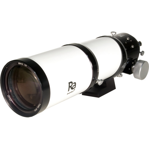 Levenhuk Ra R80 80mm f/6 APO ED Triplet Refractor Telescope (OTA Only)