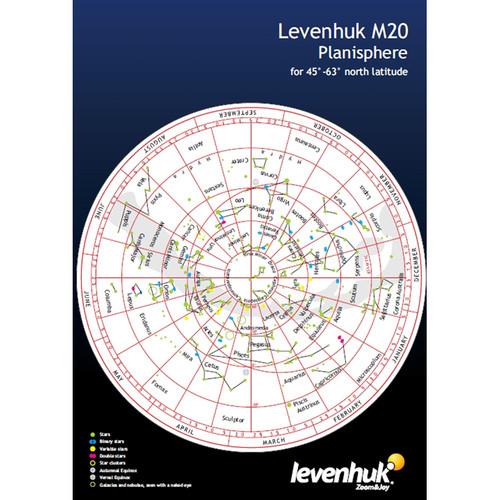 Levenhuk M20 Large Planisphere