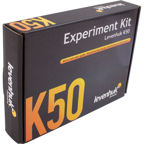 Levenhuk K50 Experiment Set