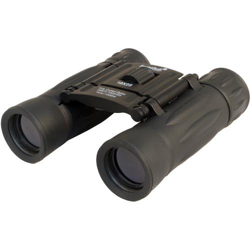 Levenhuk 10x25 Atom Binoculars