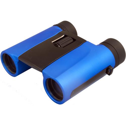 Levenhuk 8x25 Rainbow Binocular (Blue Wave)