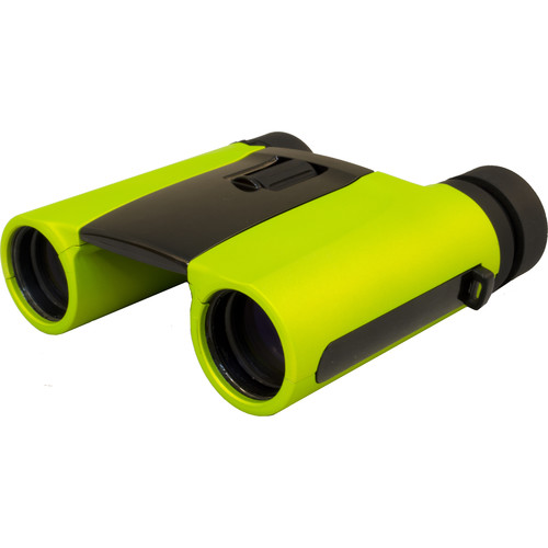 Levenhuk 8x25 Rainbow Binoculars (Lime)