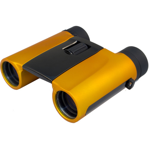 Levenhuk 8x25 Rainbow Binocular (Orange)