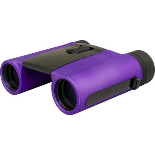 Levenhuk 8x25 Rainbow Binoculars (Amethyst)