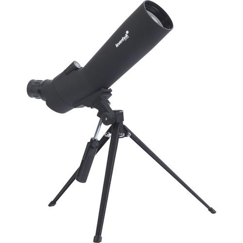 Levenhuk Blaze 60 20-60x60 Spotting Scope (Angled Viewing)
