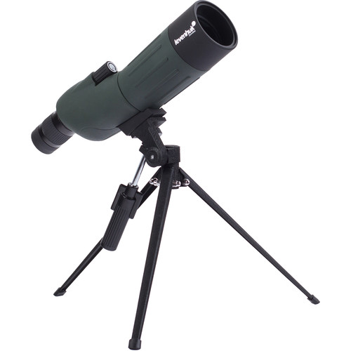 Levenhuk Blaze 50 Plus 12-36x50 Spotting Scope (Straight Viewing)